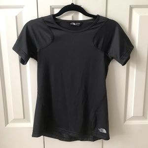 North Face Workout Top